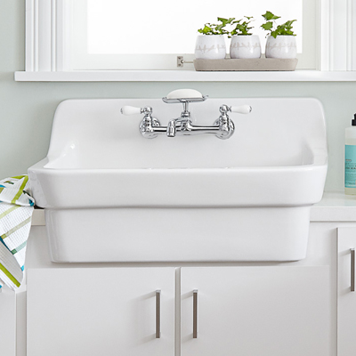 Jetted Laundry Sink : American Standard Pedestal Sinks, American Standard Tubs & Faucets