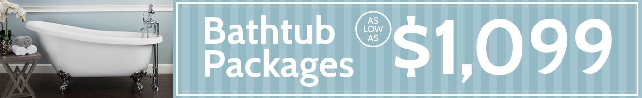 Bathtub Packages
