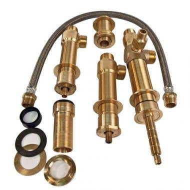 Newport Brass Roman Tub Rough Valve with Diverter