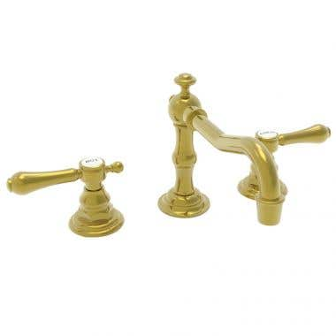 Newport Brass Chesterfield Widespread Lavatory Faucet