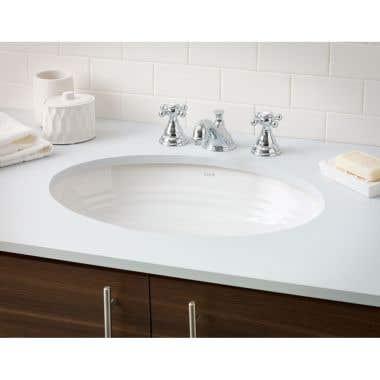 Cheviot Sienna Undermount Bathroom Sink