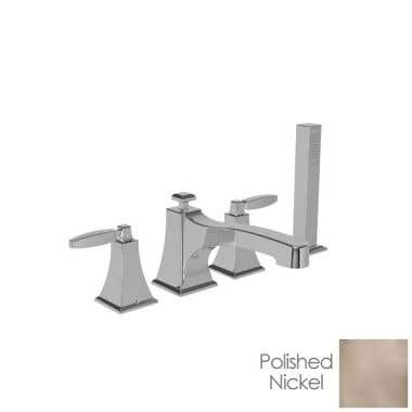 Newport 365 Rydder Roman Tub Faucet with Handshower