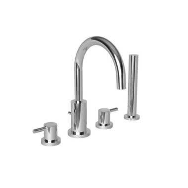 Newport 365 Bronwen Roman Tub Faucet with Handshower