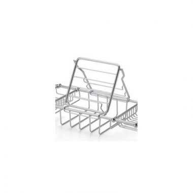 Cheviot Deluxe Optional Solid Brass READING RACK ONLY for Bathtub Caddy