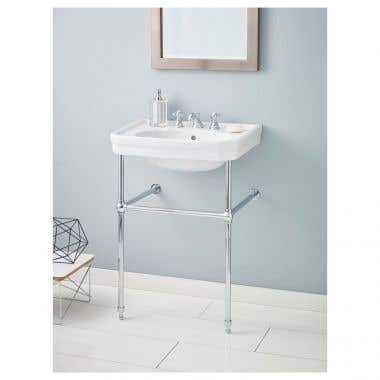 Cheviot Mayfair Console Lavatory Sink - 8 Inch Faucet Drillings