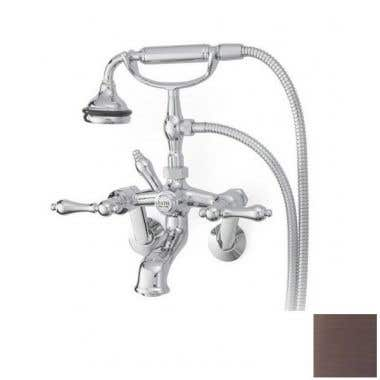 Cheviot Wall Mount Hand Shower Tub Faucet