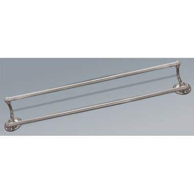 Banner Concave Design 24-inch Double Towel Bar