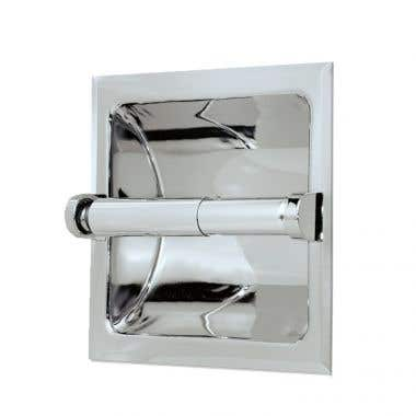 Gatco Recessed Toilet Paper Holder - Mounting Bracket Included