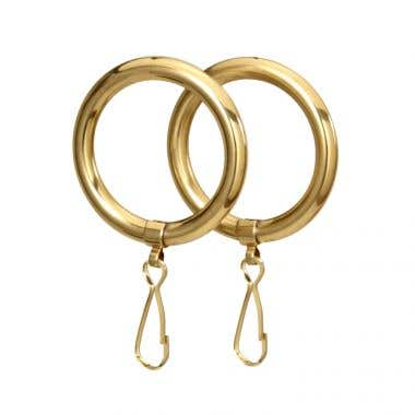 Gatco Shower Curtain Rings - Set of 12