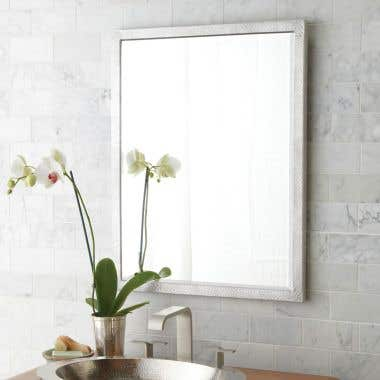 Native Trails Divinity Rectangle Mirror