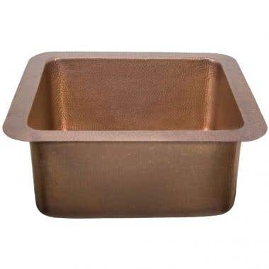 Thompson Traders Rennovations Collection Vernazza Copper Bar Sink