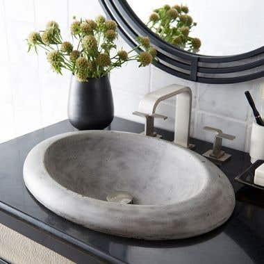 Native Trails Cuyama NativeStone Bathroom Sink