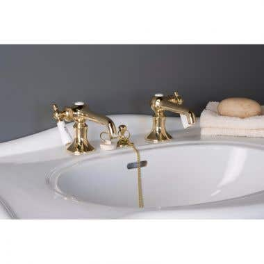 Strom Plumbing Antique Reproduction Faucet Set