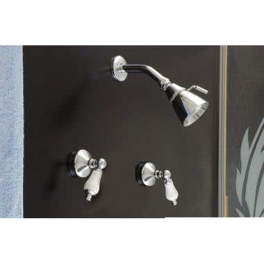 Strom Plumbing Sacramento Shower Only Faucet Set with Lever Handles
