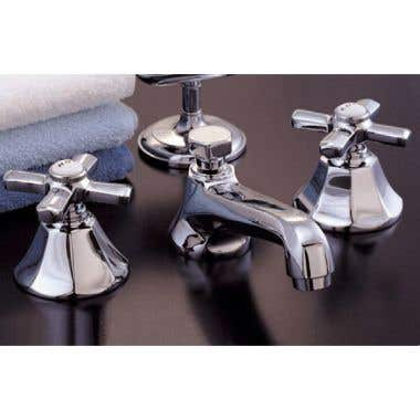 Strom Plumbing Mississippi Widespread Sink Faucet Set