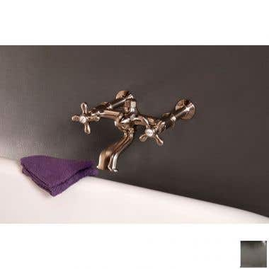Strom Plumbing Wall Mount Tub Faucet - 7 Inch Centers