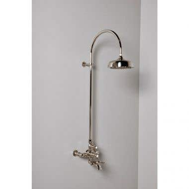 Strom Plumbing Thermostatic Gooseneck Tub and Shower Set