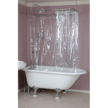 Randolph Morris 180 x 70 Shower Curtain