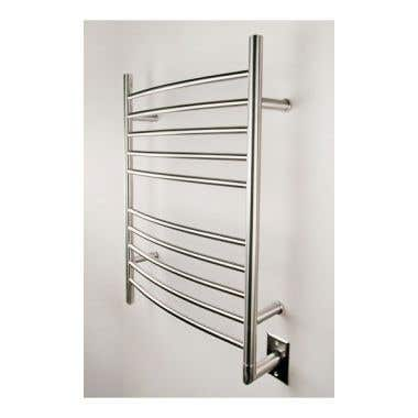 Amba Radiant 24 Inch Hardwired Curved Towel Warmer
