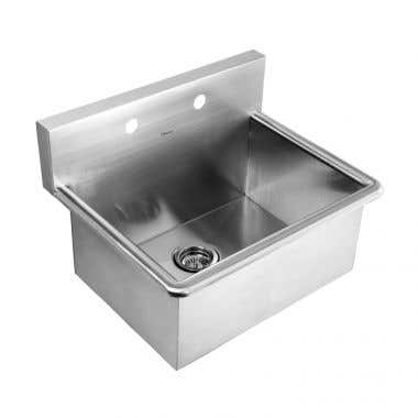 Whitehaus Noah Collection Commercial Drop In Laundry/Scrub Sink