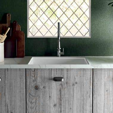 Randolph Morris 30 Inch Drop-In Fireclay Farmhouse Sink