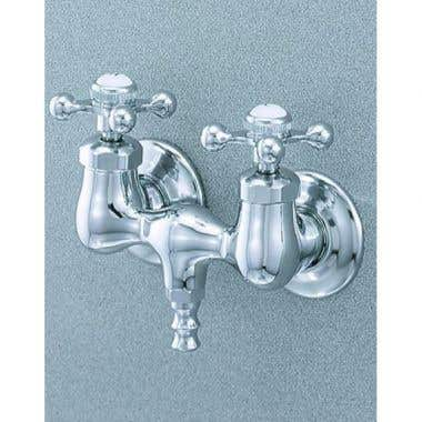 Cheviot Wall Mount Tub Faucet - 3-3/8 Inch Centers