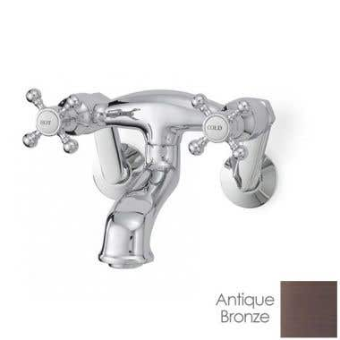 Cheviot Wall Mount Tub Faucet - Variable Centers