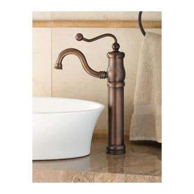 Cheviot Thames Vessel Sink Faucet with Single Post