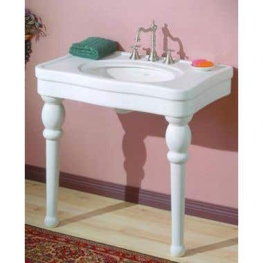 Cheviot Astoria Console Sink - 8 Inch Faucet Drillings