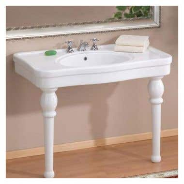 Cheviot Grand Astoria Console Sink - 8 Inch Faucet Drillings