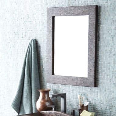 Native Trails Sedona Small Rectangle Mirror