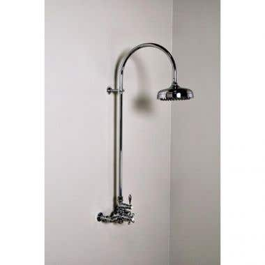 Strom Plumbing Thermostatic Exposed Shower Set
