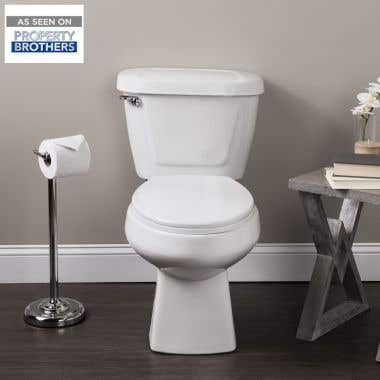 Randolph Morris Tango Elongated Two-Piece Toilet