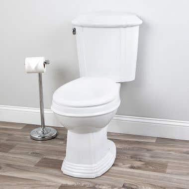 Lifestyle - Jayson Round Two-Piece Toilet