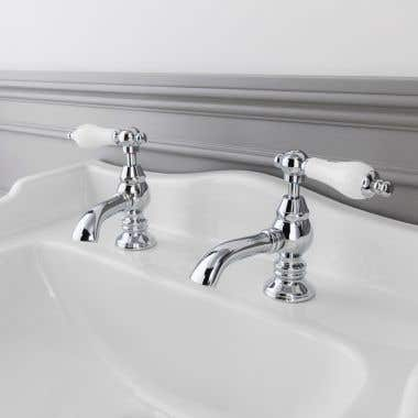 Randolph Morris Single Basin Taps