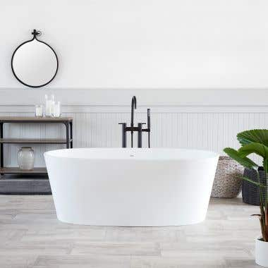 Solano CapeStone Double Ended Tub