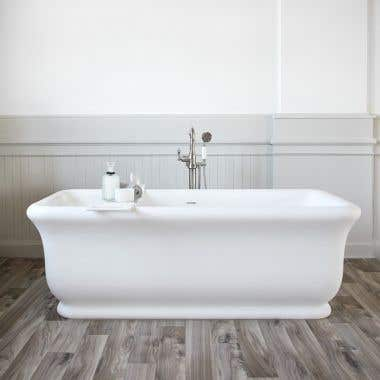 Portola CapeStone Double Ended Tub