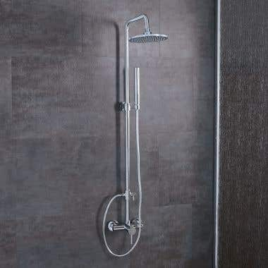 Exposed Shower Set with Handshower
