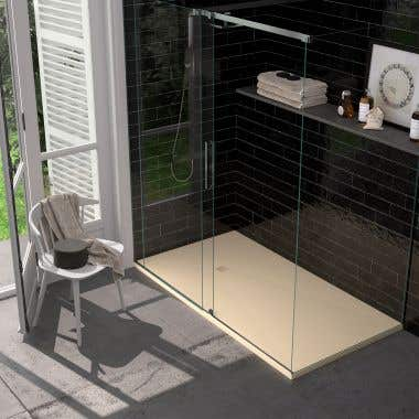 Stone Shower Base - Cream