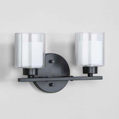 Leith Double Wall Sconce