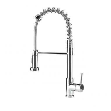 Randolph Morris Spring Pull Down Kitchen Faucet