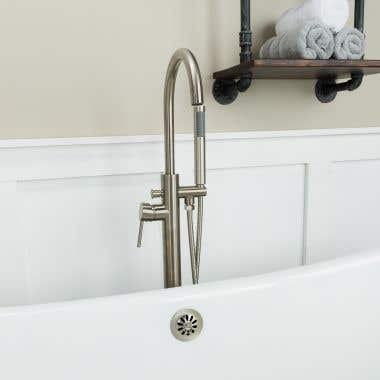 Randolph Morris Contemporary Freestanding Tub Faucet