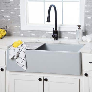 33 Inch Granite Farmhouse Sink