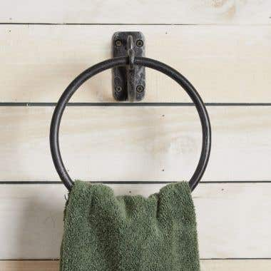 Industrial Collection Towel Ring