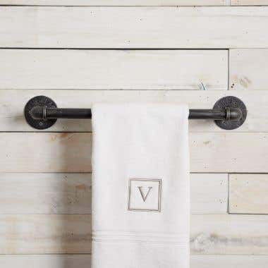Industrial Collection 22 Inch Towel Bar
