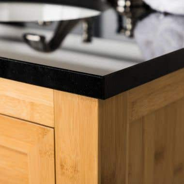 *Limited Quantities* 60 Inch Eco Bamboo Vanity Top Only