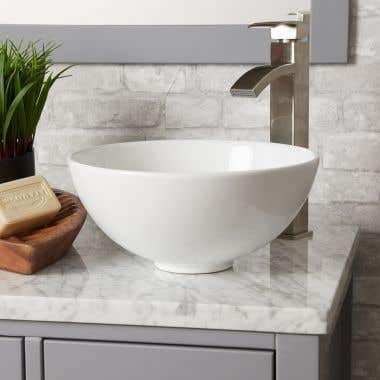 Fiona Vessel Bathroom Sink