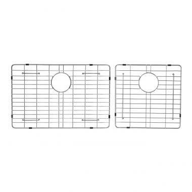 Stainless Steel Kitchen Sink Grid for 36 Inch Double Bowl Sink