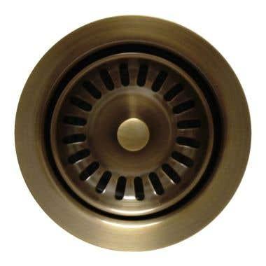 Whitehaus Garbage Disposer Strainer For Duet Series Sinks
