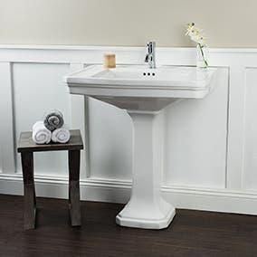 Bathroom Sink Buying Guide Vintage Tub Bath